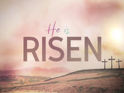 resurrectionsundayrisen